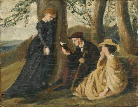 tennyson-reading-aloud-in-a-glade1